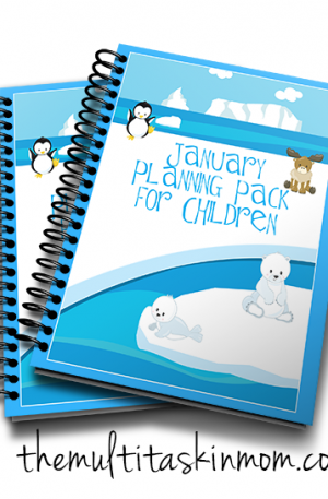 January Planning Pack for Children 2016