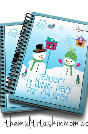 January Planning Pack 2015