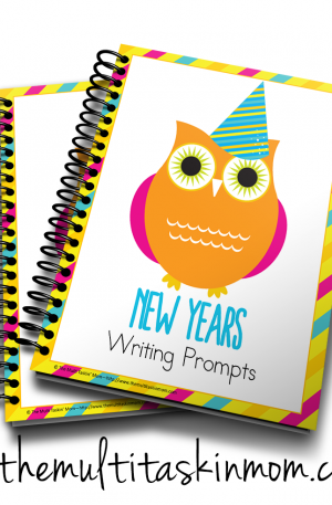New Year Writing Prompt 2017