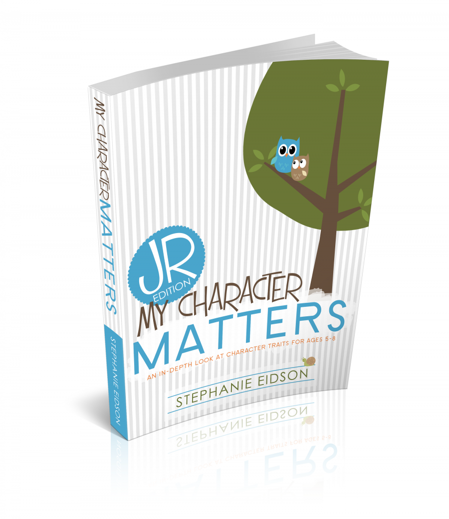 My Character Matters JR Edition Workbook