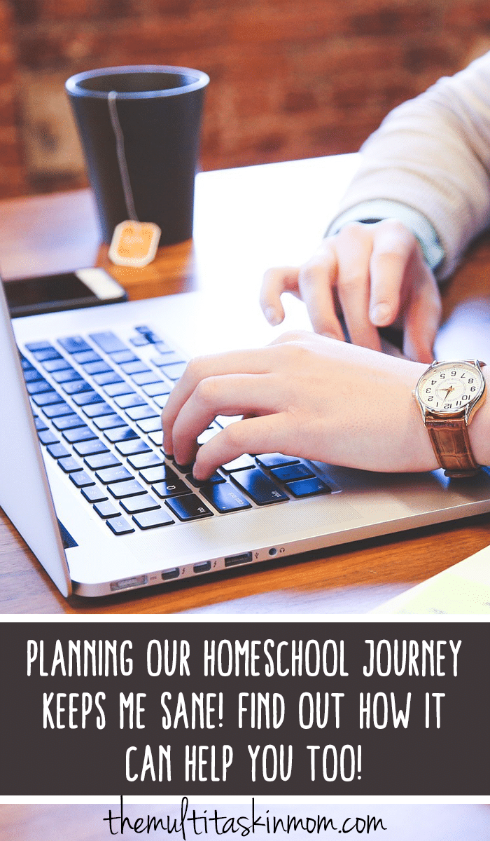 Learn how you can save your sanity with a good homeschool plan.