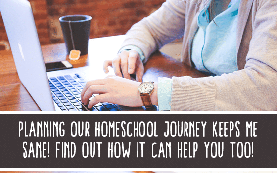 A Plan for Homeschooling Can Be A Sanity Saver