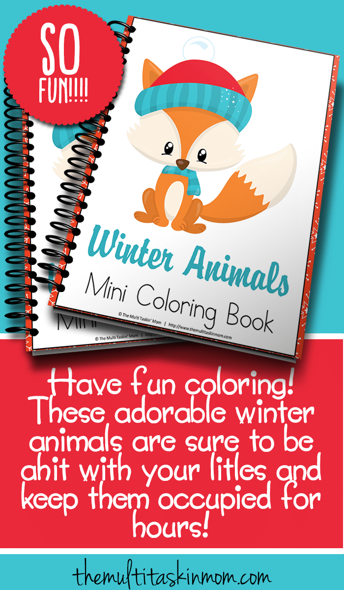 This Pack Includes Is A Mini Coloring Book