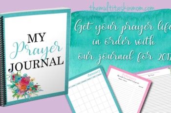New My Prayer Journal