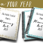 The Multi Taskin' Mom Planning Kit 2017