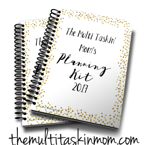 Planning Kit Gold
