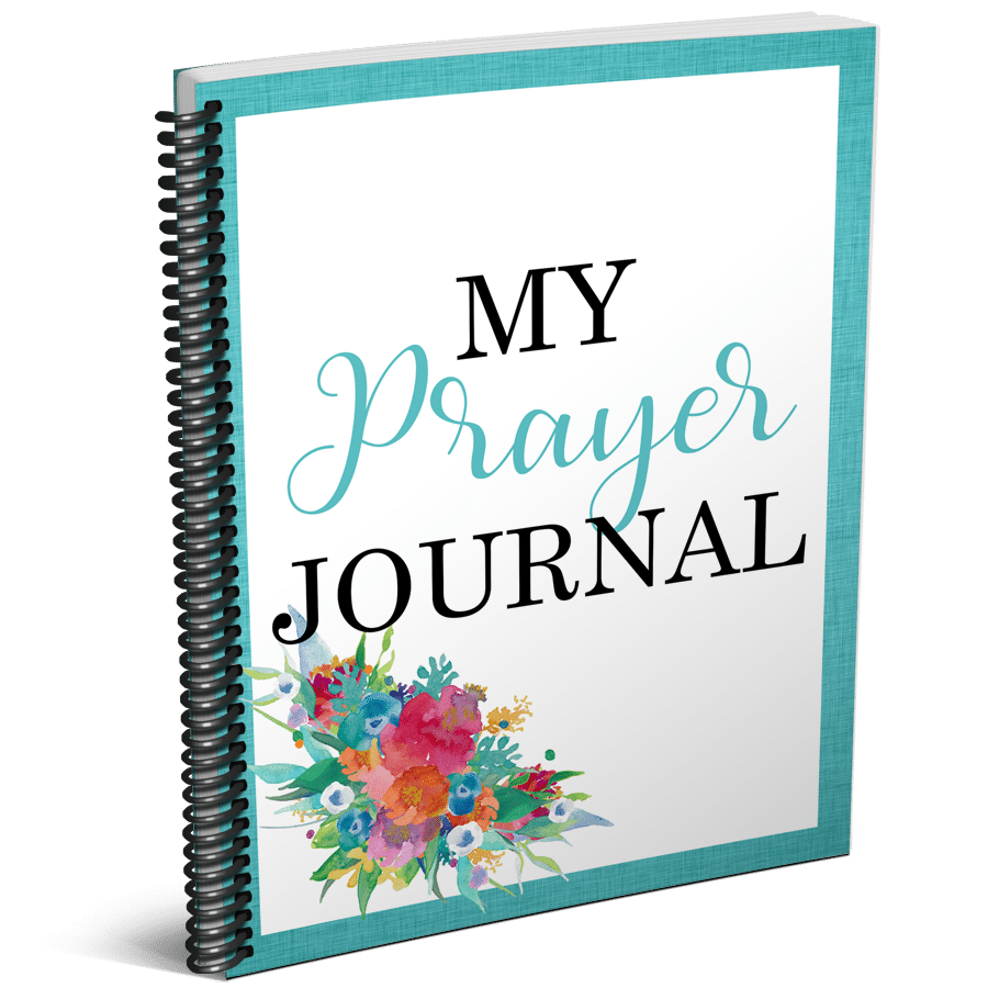 Updated My Prayer Journal