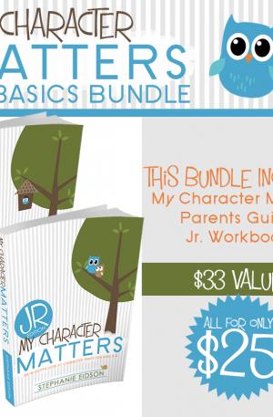 My Character Matters Jr. Basic Bundle