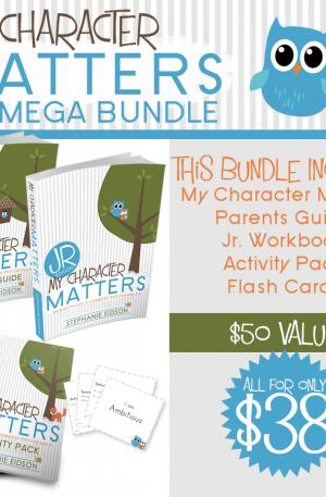 My Character Matters Jr. MEGA Bundle