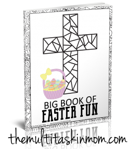 The Big Book of Easter Fun is available now!