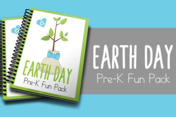 Earth Day PreK Fun Pack