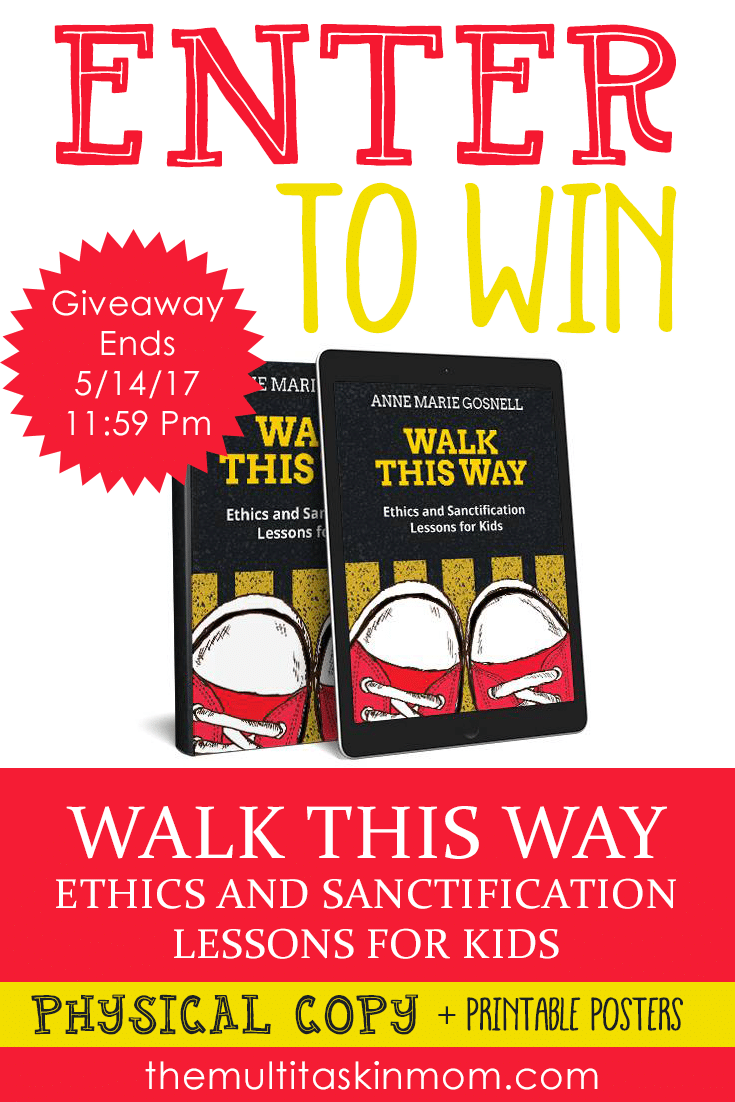 Enter to Win Walk This Way