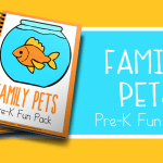 Family Pet Pre-K Fun Pack