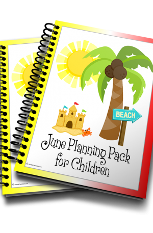 June Childrens Planning Pack 2014