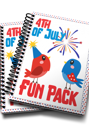 4th of July Fun Pack for All Ages