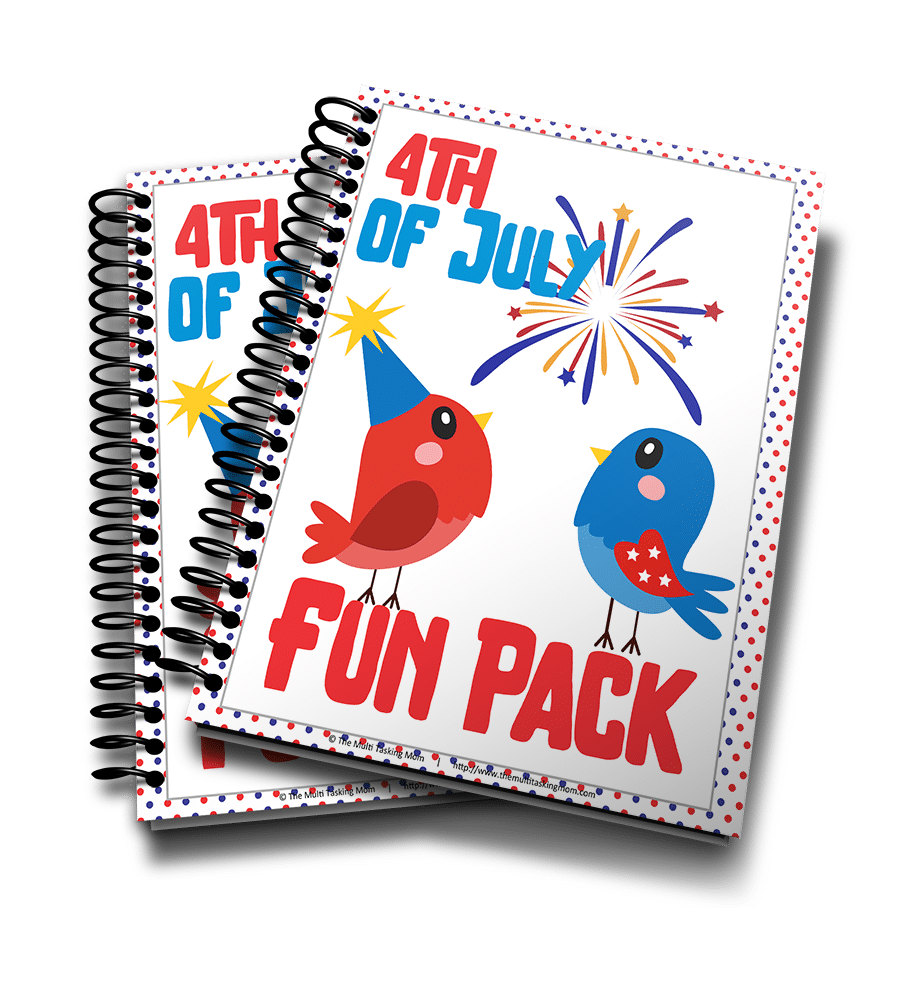 4th of July Fun Pack 3d