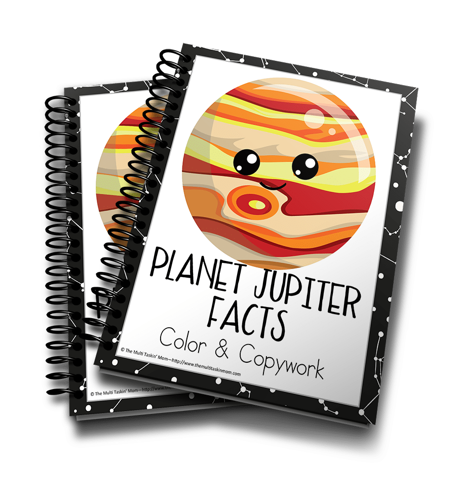 Planet Jupiter 3D