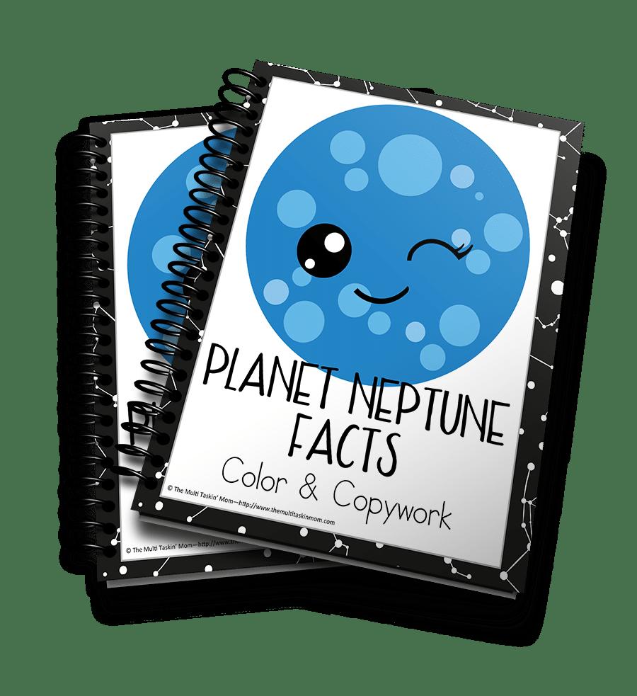 Planet Neptune 3D
