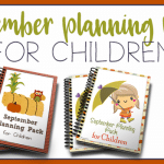 September Planning Pack Free For Limited Time