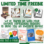 Introducing Homeschool Printables for Free