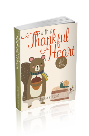 With a Thankful Heart JR Edition