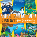 Animal Habitat Games Limited Time Subscriber Freebie