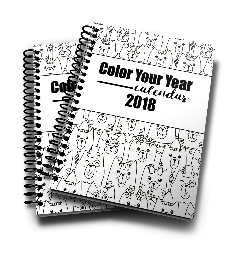 Color Your Year