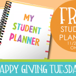 Giving Tuesday Freebie