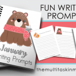 Fun Writing Prompts for January