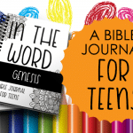 Bible Journal for Teens Book of Genesis