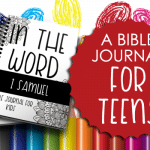 Bible Journal for Teens: 1 Samuel