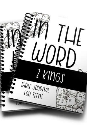 In The Word Bible Journal 2 Kings