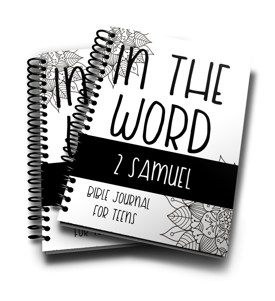 In The Word Bible Journal 2 Samuel