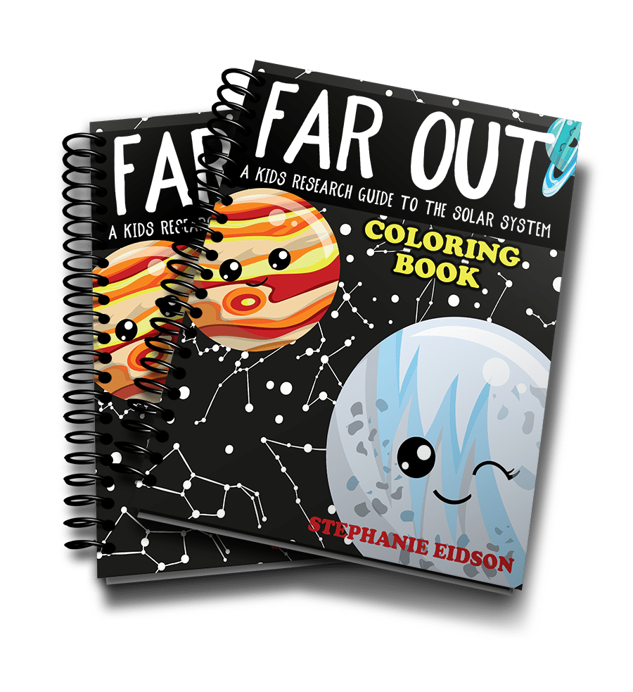 Far Out Coloring Book