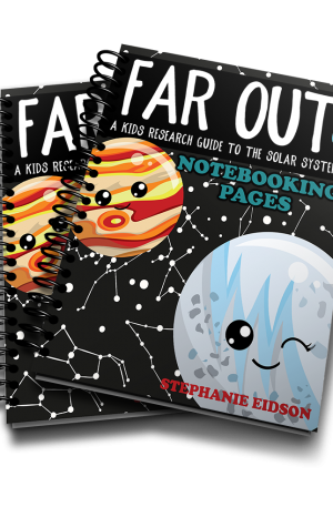 Far Out Notebooking Pages