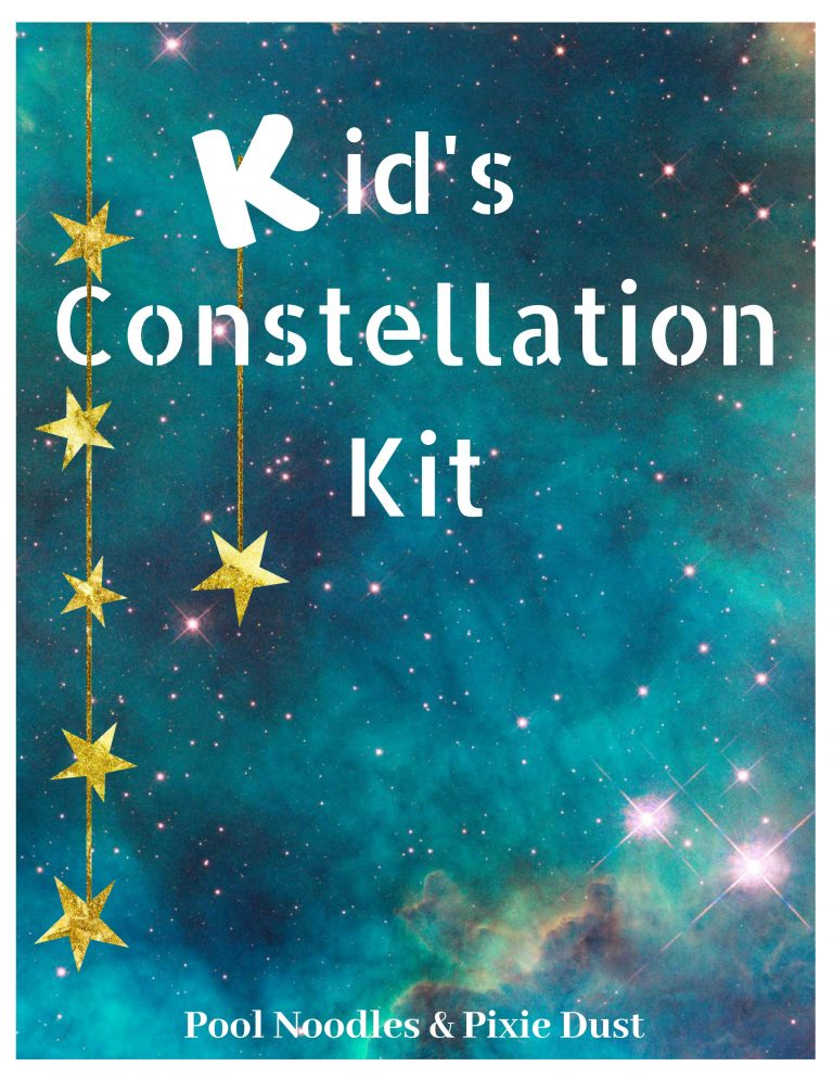 Kid's Constellation Kit