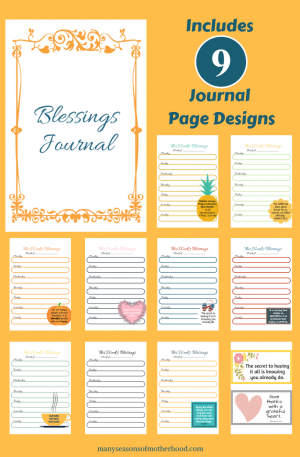 Blessings Journal
