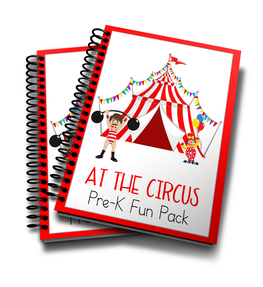 At the Circus Prek Fun Pack 3D