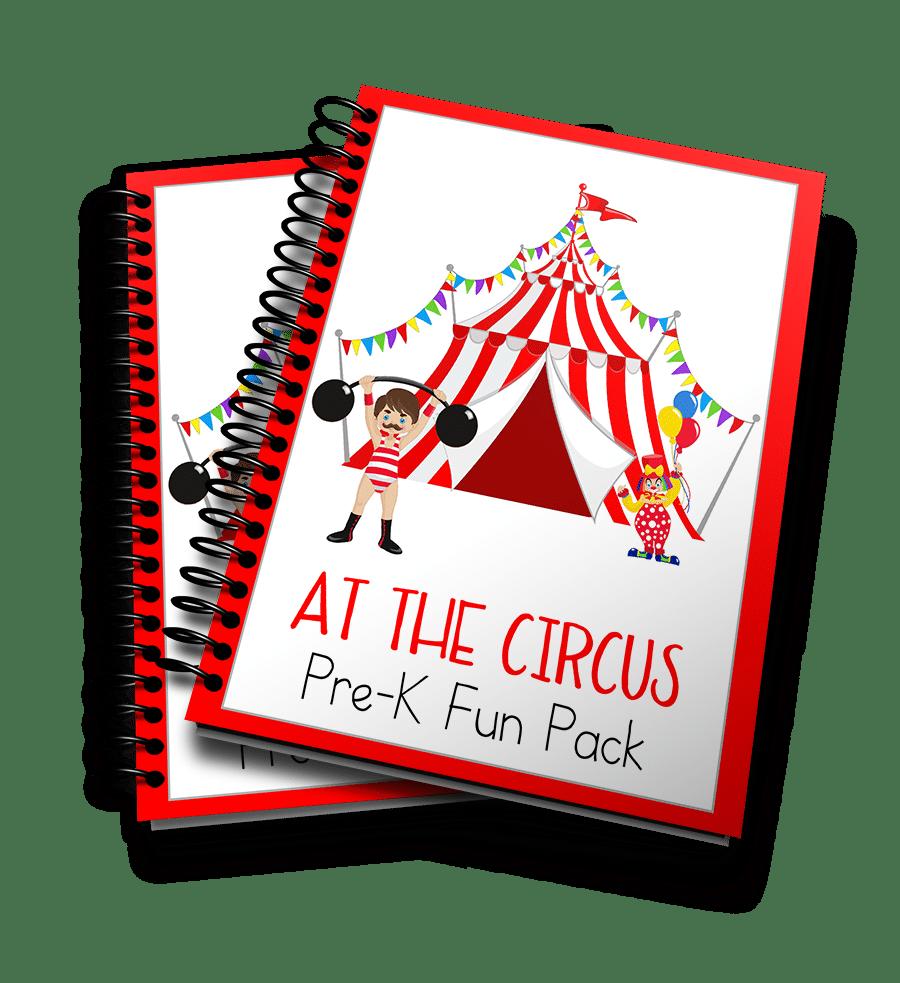 At the Circus Prek Fun Pack 3D