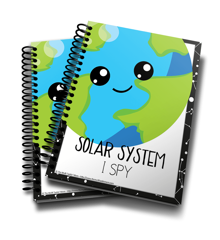 Solar System I Spy 3D