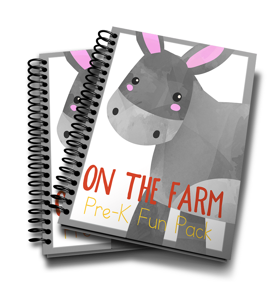 Farm Prek Fun Pack 3D